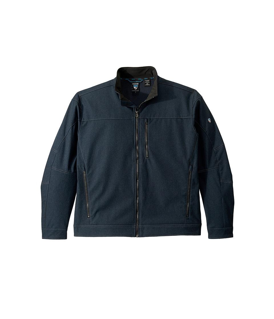 Kuhl Impakt Jacket Pirate Blue Mens Coat