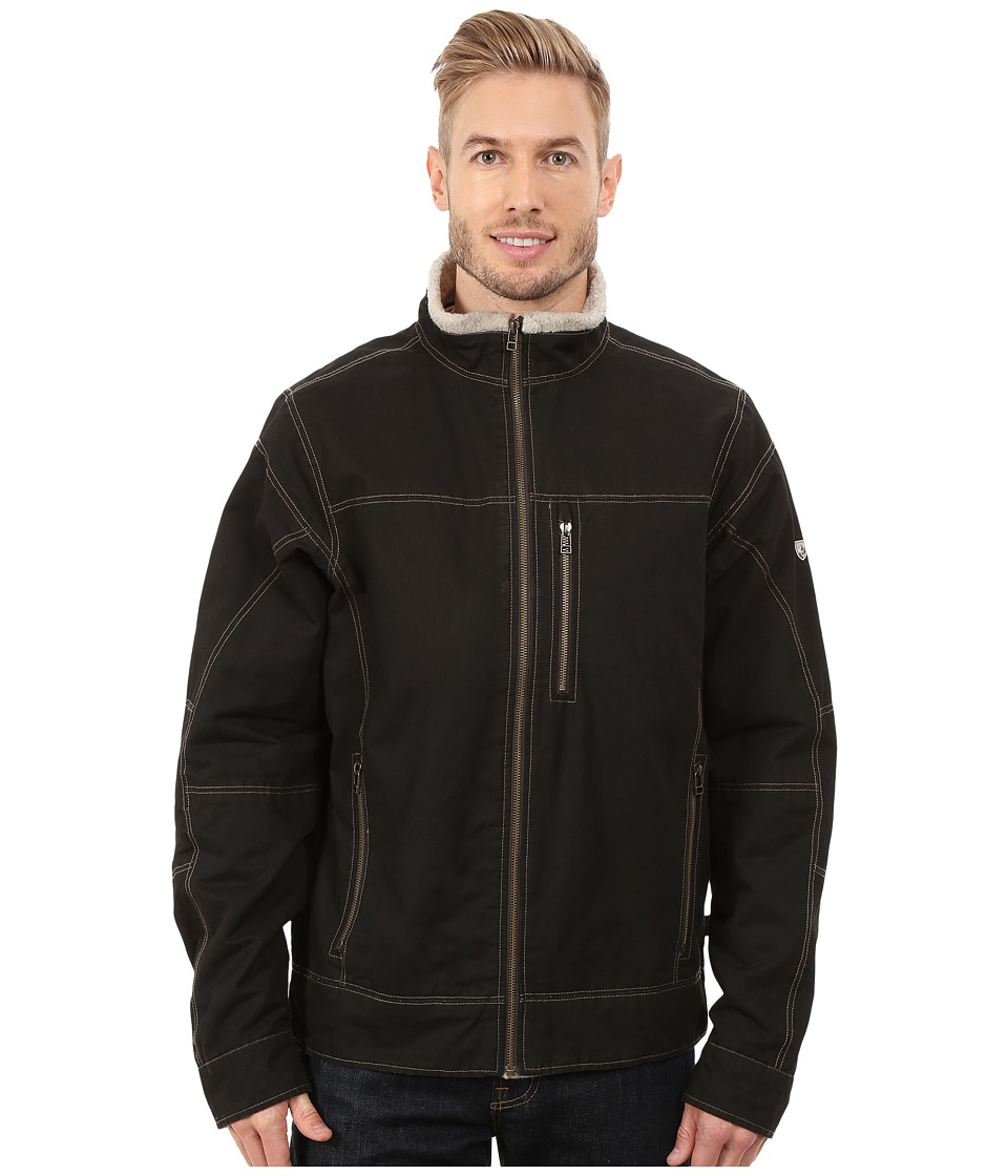 Kuhl Burr Lined Jacket Expresso Mens Coat