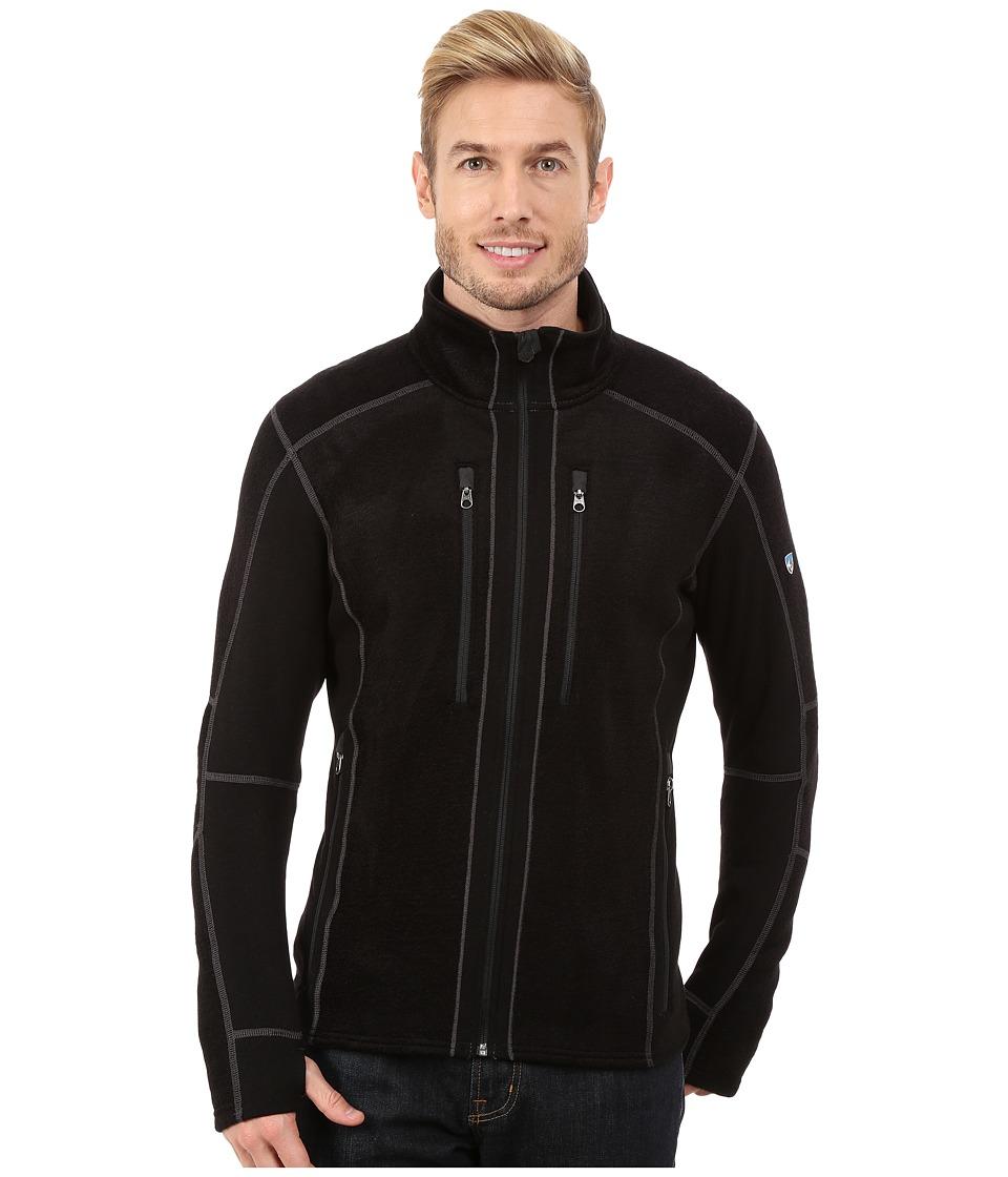 Kuhl Interceptr Jacket Black Mens Coat
