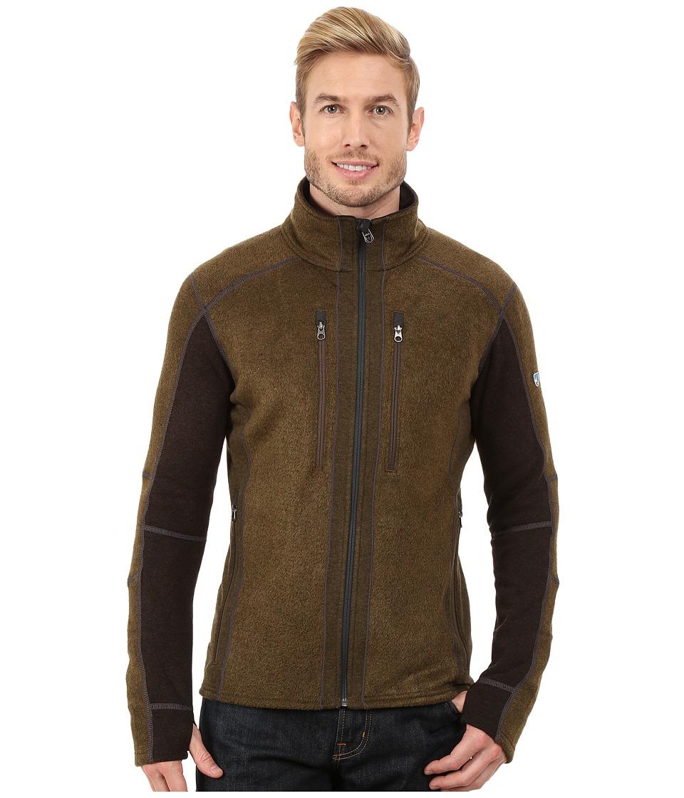 Kuhl Interceptr Jacket Olive Mens Coat