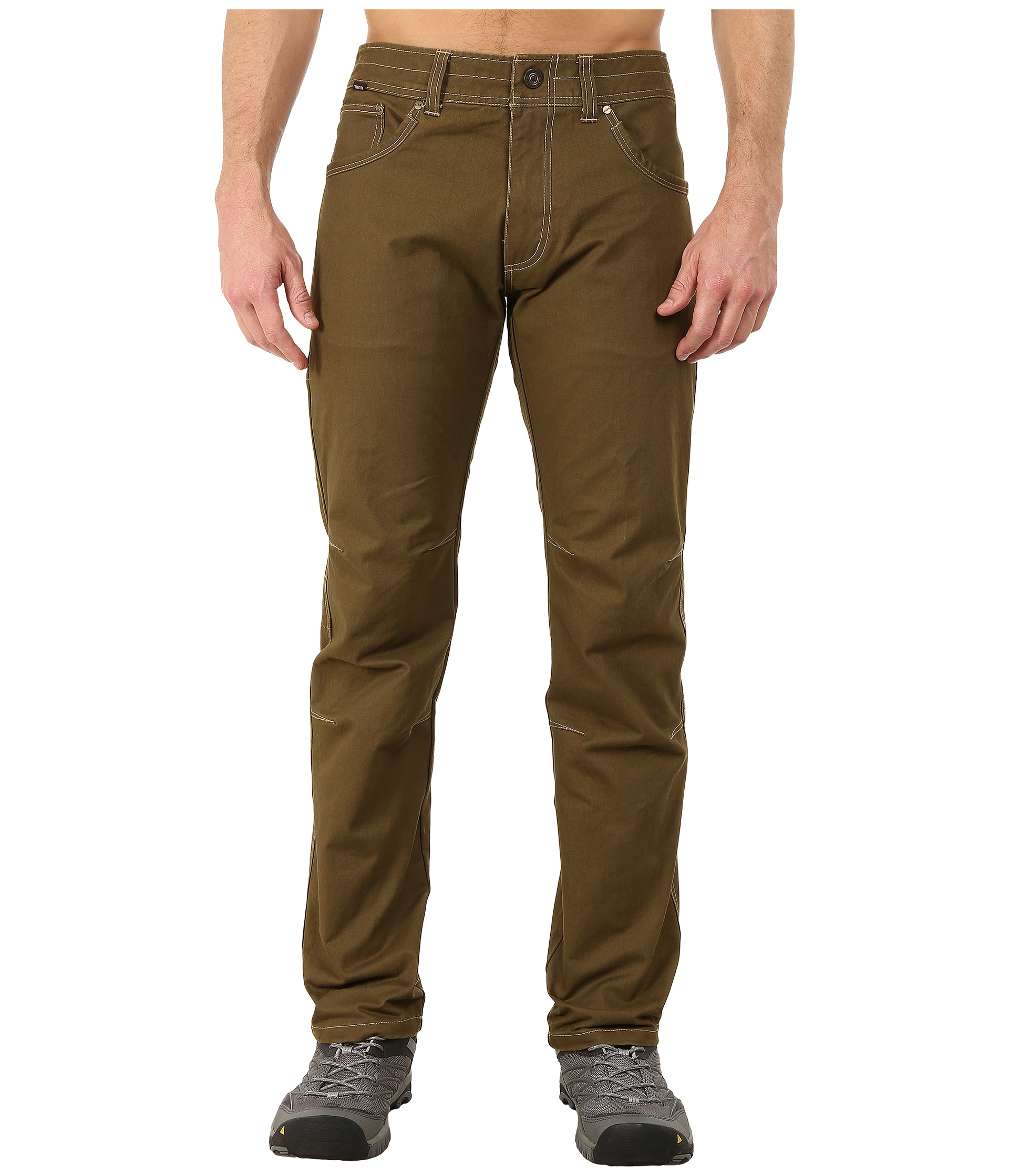 KUHL Rydr™ Lean Fit Jeans at Zappos.com