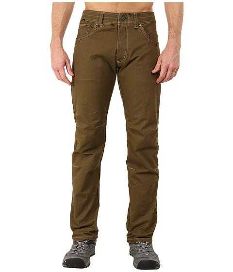 Kuhl Rydr™ Lean Fit Jeans - Dark Khaki