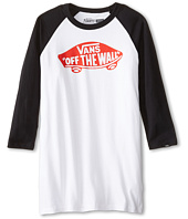 Vans Kids - OTW Raglan T-Shirt (Big Kids)