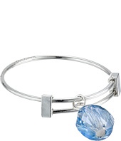 Alex and Ani - Blue Shade Swarovski Crystal Expandable Ring