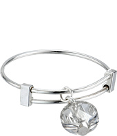 Alex and Ani - Silver Shade Swarovski Crystal Expandable Ring
