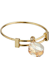 Alex and Ani - Golden Shadow Swarovski Crystal Expandable Ring