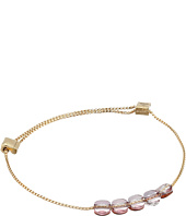 Alex and Ani - Antique Pink Swarovski Crystal Expandable Bracelet