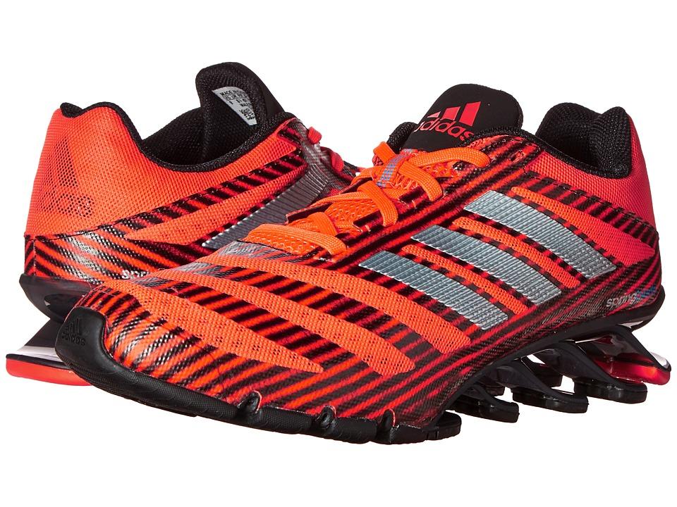 adidas Running Springblade Ignite Solar Red/Black/Solar Blue Mens Running Shoes