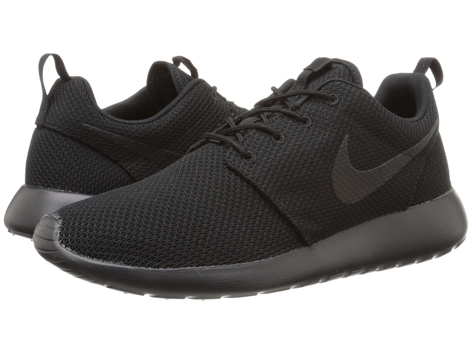 Nike - Roshe One (Black/Black) Mens Classic Shoes