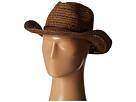 San Diego Hat Company PBC1034 Open Weave Cowboy Hat w/ Braided Trim