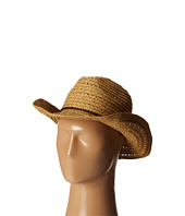 San Diego Hat Company - PBC1034 Open Weave Cowboy Hat w/ Braided Trim