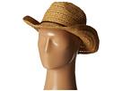 San Diego Hat Company - PBC1034 Open Weave Cowboy Hat w/ Braided Trim