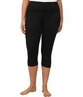 Marika Curves - Plus Size Slimming High Rise Capri Leggings