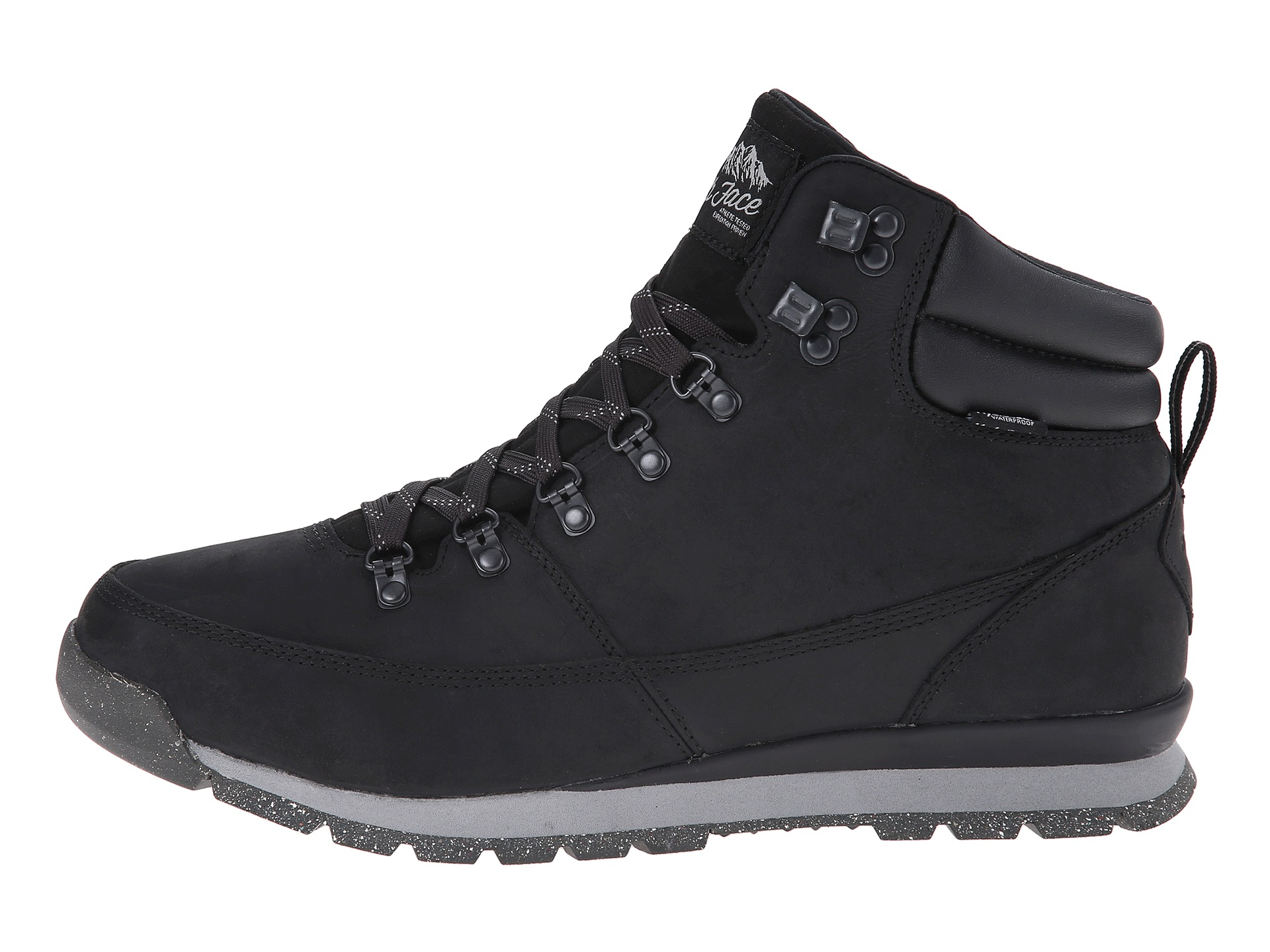 Product Features Keep warm and stay stylish with the Nuptse Purna boot from The North Face.