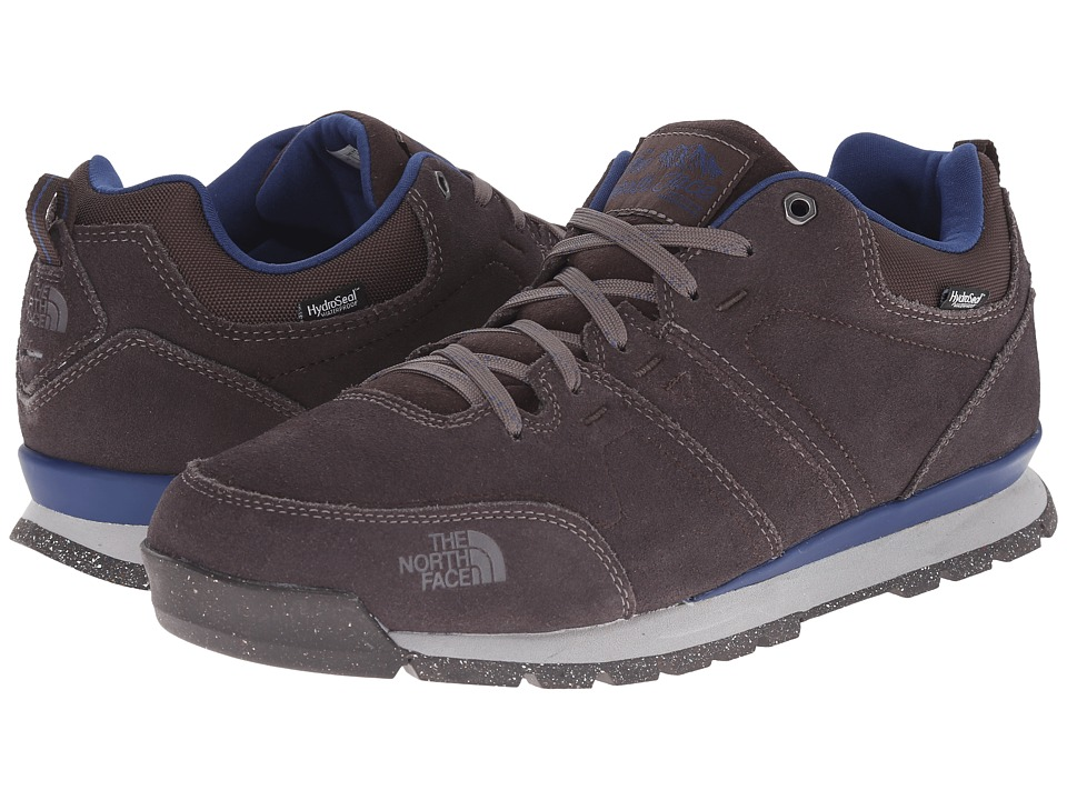 The North Face - Back-To-Berkeley Redux Sneaker (Plum Kitten Grey/Estate Blue) Mens Shoes