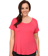 Marika Curves - Plus Size Ella Short Sleeve Tee