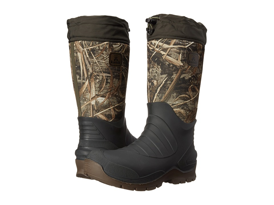 Kamik Coldcreek Realtree Max 5 Mini Mens Cold Weather Boots