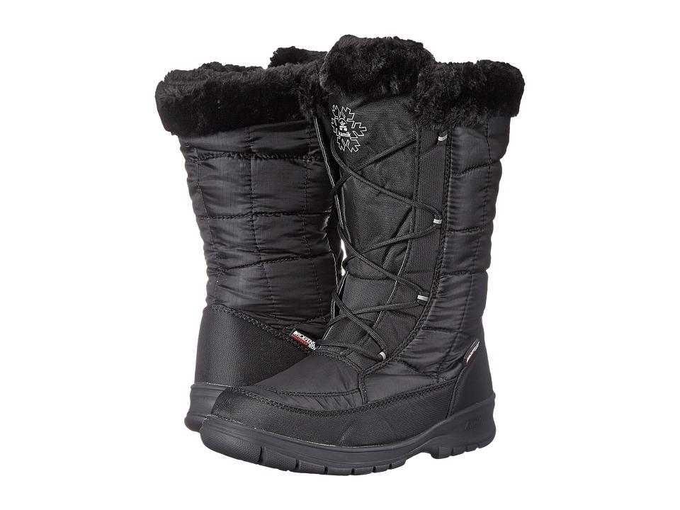 Kamik NewYork 2 Black Womens Cold Weather Boots