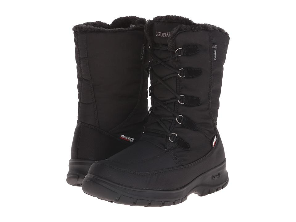 Kamik Brooklyn (Black) Women's Boots