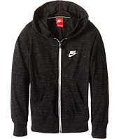 Nike Kids - Gym Vintage FZ Hoodie (Little Kids/Big Kids)