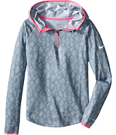 Nike Kids - Hyperwarm 1/2 Zip Flash AOP Hoodie (Little Kids/Big Kids)