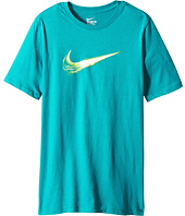 Nike Kids - Swoosh Constant Tee (Little Kids/Big Kids)