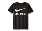 Nike Kids JDI Swoosh Tee (Little Kids/Big Kids)
