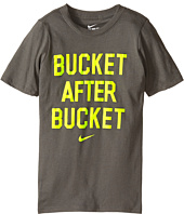 Nike Kids - NA Cotton After Bucket Tee (Little Kids/Big Kids)