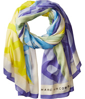 Marc by Marc Jacobs - Tissue Logo Scarf