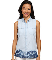 Calvin Klein Jeans - Sleeveless Denim Button Down