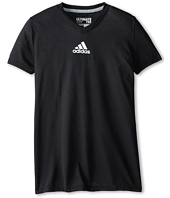 adidas Kids - Ultimate Short Sleeve Top (Big Kids)