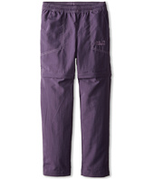 Jack Wolfskin Kids - Desert Zip Off Pants (Big Kid)