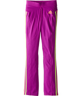 adidas Kids - Yoga Pants w/ Color Stripes (Big Kids)
