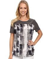 Calvin Klein Jeans - Print Block T-Shirt Blouse