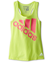 adidas Kids - Ultimate SL 2 Perfect Poly Rib Tank Top (Big Kids)