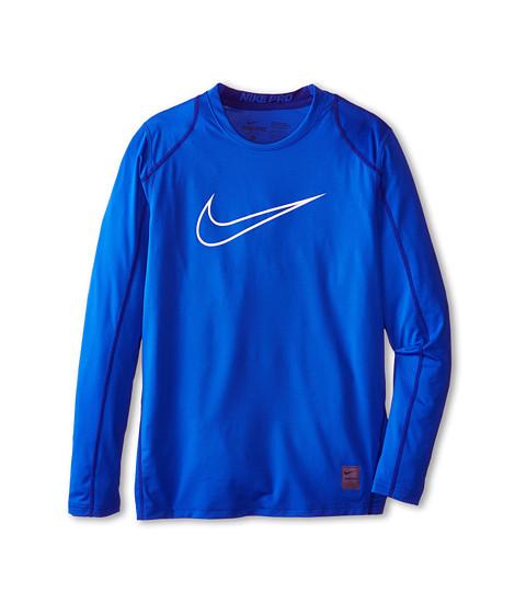 Nike Kids Cool HBR Fitted Long Sleeve (Little Kids/Big Kids)