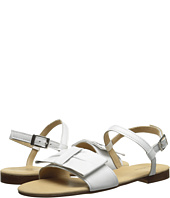 Oscar de la Renta Childrenswear - Leather Bow Sandals (Toddler/Little Kid/Big Kid)