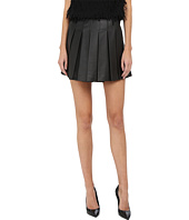 Armani Jeans - Leather Mini Skirt