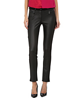 Armani Jeans - Leather Pointy Pants