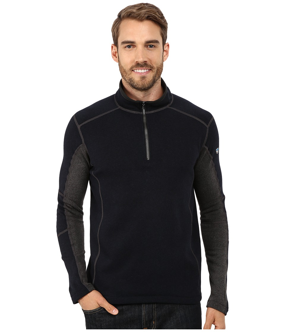Kuhl Revel 1/4 Zip (Mutiny/Steel) Men
