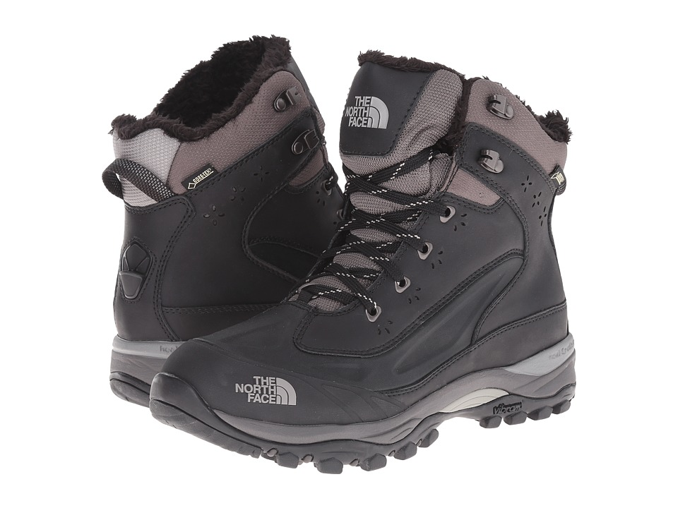 The North Face - Chillkat Tech (TNF Black/Q-Silver Grey) Women