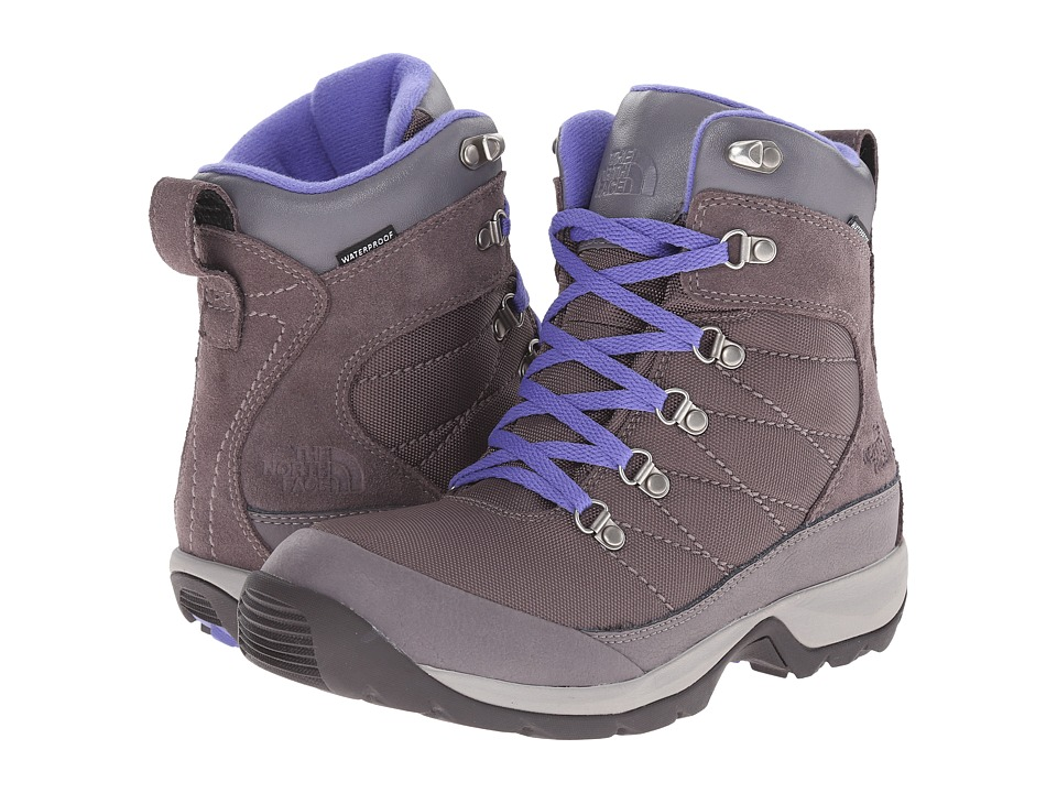 The North Face - Chillkat Nylon (Plum Kitten Grey/Blue Iris) Women