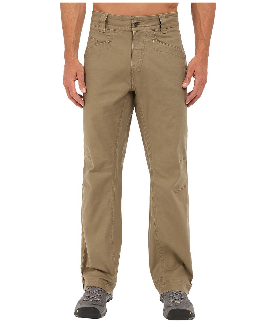 Royal Robbins Billy Goat Stretch Six Pocket Pants True Khaki Mens Casual Pants