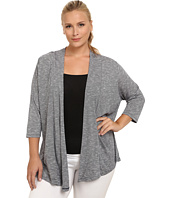 Marika Curves - Plus Size Maria Cardigan with CB Inset