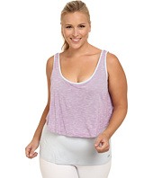 Marika Curves - Plus Size Anna Layered Tank