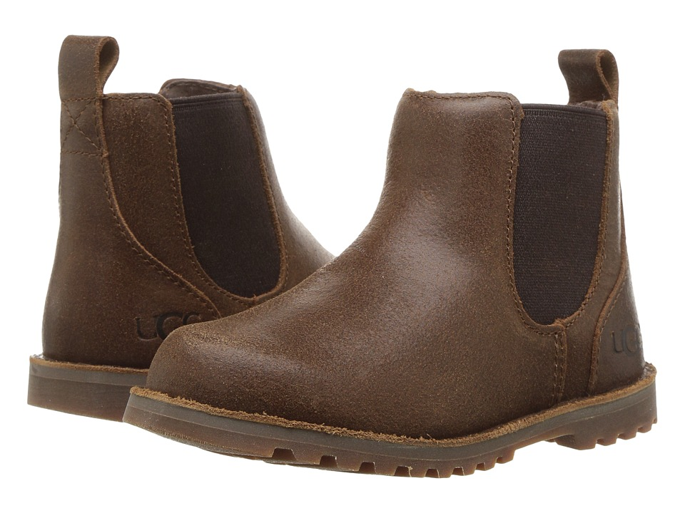UGG Kids Callum Toddler/Little Kid Chocolate Boys Shoes