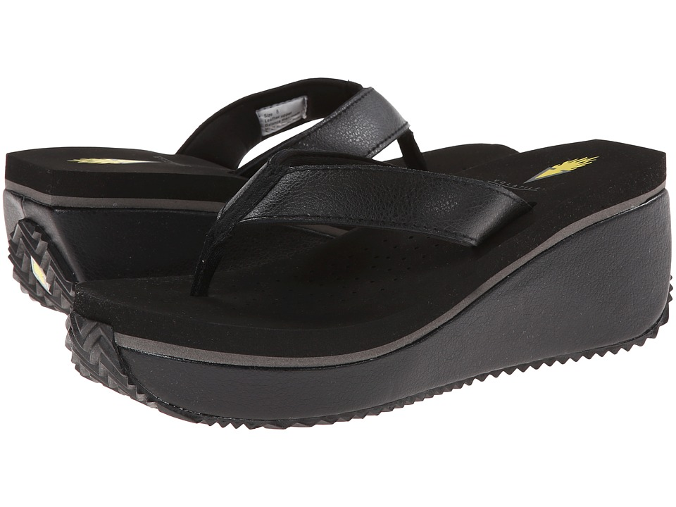 VOLATILE - Frappachino (Black) Womens Sandals