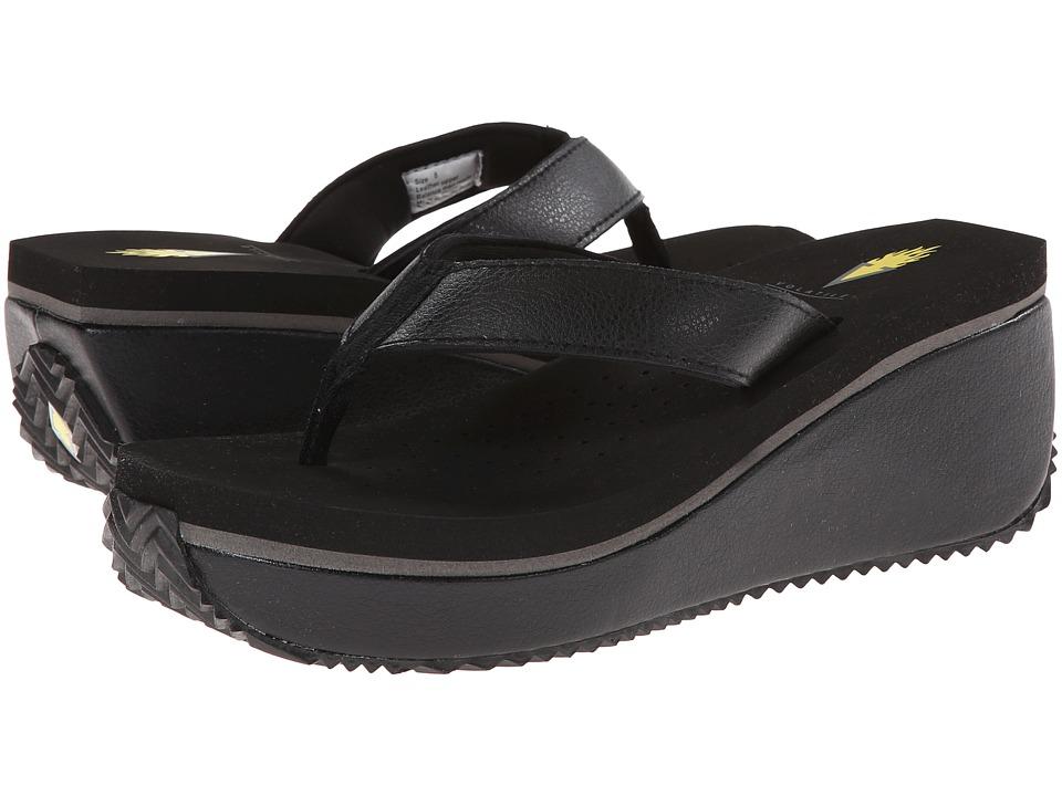 VOLATILE Frappachino (Black) Sandals