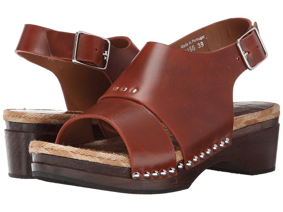 THAKOON ADDITION Joplin 1 Saddle Vacchetta Womens Sandals