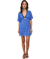 Vitamin A Swimwear - New Paradise Plunge Tunic Cover-up